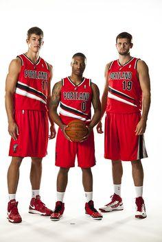 Meyers, Dame, And Joel #WearRed