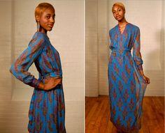 vintage Treacy Lowe dress by expvintage on Etsy, $599.00