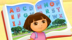 Dora The Explorer Learning Alphabet ABC Game HD-Dora Episodes for Childr...