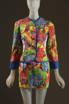 Gianni Versace, Suit, 1991, Fashion Institute of Technology, New York
