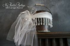 Hey, I found this really awesome Etsy listing at https://www.etsy.com/listing/163838461/vintage-flower-girl-basket-vintage-zinc