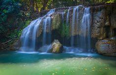 Svetlana Golicyna #nature #waterfalls