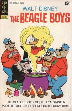 Beagle Boys, No.14