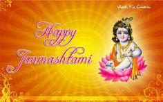 Krishna Janmashtami 2016 Wishes in Hindi English DP Hd Images 3D Pics