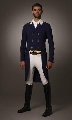 Equestrian boots.