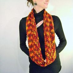 Orange Red Burgundy Flecked Neckwarmer/Knit Red Striped Fall Winter Neckwear with Button /Multi Color Rasta Scarf /Winter Fashion Gift Idea Red Burgundy, Orange Red, Etsy Christmas, Christmas Gifts, Sell On Etsy, My Etsy Shop, C 18, Advertising And Promotion, Business Products