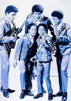 The Jackson 5, later known as The Jacksons