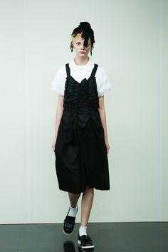 tricot COMME des GARÇONS 2014春夏   Fashionsnap.com