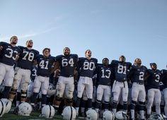 PENN STATE – FOOTBALL 2013 – Penn State Nittany Lions football team.