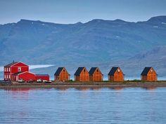 IJsland rondreizen, met verblijf in hotels, farmhouses, guesthouses, cottages of vakantiewoningen, incl.huurauto.
