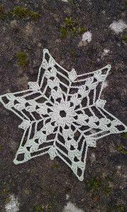 January Snowflake - C