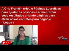 Páginas Matadoras Curso com Cris Franklin do Top Afiliado