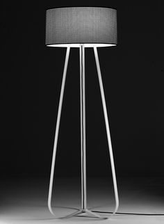 Mannequin fabric textile lamp