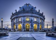 Bode Museum in Berlin GermanyBode Museum  Www.facebook.com/BlickeDeeler