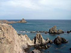 Las Sirenas, Cabo de Gata (Almería)  Robert Bovington's Blogs about Spain:  http://bovington-posts.blogspot.com.es/  http://bobbovington.blogspot.com.es/  http://bovingtonphotosofspain.blogspot.com.es/