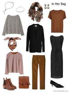 Winter Travel: Rhythmisches by Paul Klee - The Vivienne Files Wardrobe Tv, Fall Wardrobe, Capsule Wardrobe, Warm Outfits, Winter Outfits, Clothes Drawer, The Vivienne, Minimalist Wardrobe, Ladies Dress Design