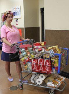 Duane Hanson's Super Market Shopper