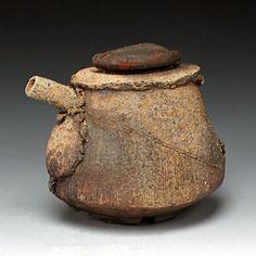 Fired Earth — the-clayprofessor: Dan Murphy. Ceramic Tableware, Ceramic Pitcher, Ceramic Pottery, Ceramic Art, Teapots Unique, Ceramics Projects, Ceramic Teapots, Japanese Pottery, Contemporary Ceramics
