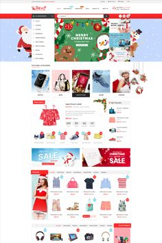 5+ Best Free & Premium Christmas Shop WordPress Themes 2020 Let's find the top 5+ Best eCommerce WordPress Themes for Christmas 2020 and the New Year 2021 A new Christmas season has been coming into town. And have you prepared anything for your website? A new layout with full of Christmas atmosphere will be so great for the season. #christmas #christmasshop #wordpressthemes #woocommerce #wpthemego