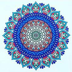 #mandala #mandalas #coloriageantistress