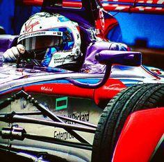#SamBird #Bird #DSVirginRacing #ParisePrix #closeup #pitlane #FormulaE #FE #motorsport #racing #electric #electricracing