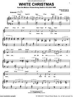 Buble - White Christmas sheet music for voice and piano [PDF] Clarinet Sheet Music, Guitar Sheet, Sheet Music Book, Piano Music, Music Sheets, Music Books, Christmas Piano Sheet Music, Christmas Lyrics, Christmas Music
