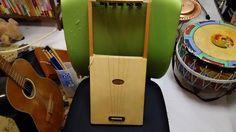 自作楽器研究所|Homemade Instruments: 動画:自作のリラとヨンゴ(龍鼓 Korean Drum)