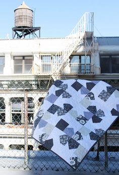 Ashe // Plume Quilt | Dear Stella Design
