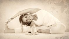 Yoga Pose Weekly » Upload to winRevolved Head to Knee Pose from Yoga Bliss Photography » Yoga Pose Weekly