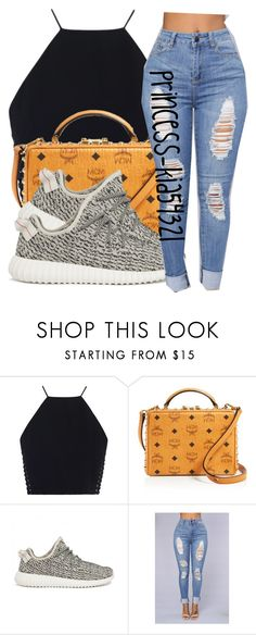 """""""*"""" by princess-kia54321 ❤ liked on Polyvore featuring Zimmermann and MCM"""