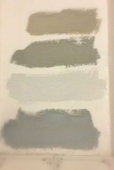 Paint swatches....trying to decide--FleaingFrance