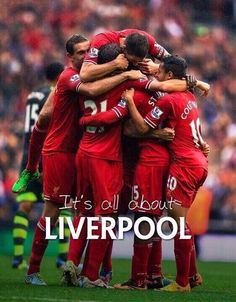 We are a family....we are Liverpool #YNWA!