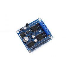 Waveshare Raspberry Pi A+/B+/2B/3 Model B  Expansion Board Motor Driver Board DC Motor Stepper Motor Driver Development Kit