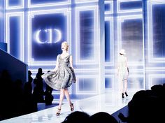 Dior; Spring 2012