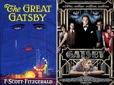 How faithful is the 2013 #thegreatgatsby movie to Fitzgerald's book? Article from slate.com