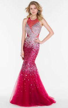 Alyce Paris 6716 | Bodycon Prom Dress
