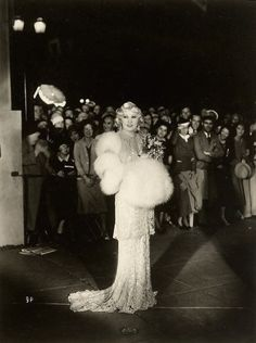 "Mae West, 1932- 'Why don't you come up and see me sometime...when I've got nothin' on but the radio""."