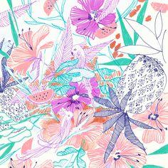 Artist Vincent Moustache at Illustration Division