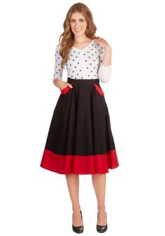 Every Bewitch Way Skirt