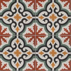 Buy Salisbury Encaustic Tiles from The Stone Tile Warehouse tile showroom in Maidstone Kent. Call us today for info on 01622 679157 Floor Patterns, Tile Patterns, Tile Warehouse, Tiles Uk, Mosaic Wall Tiles, Tiled Hallway, Yellow Tile, Tile Showroom, Encaustic Tile