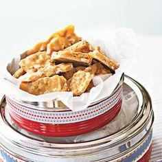 Walnut Brittle Recipe | MyRecipes.com