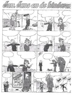 Gebruik ik al jaren! Strip schrijven Jan Jans en de kinderen