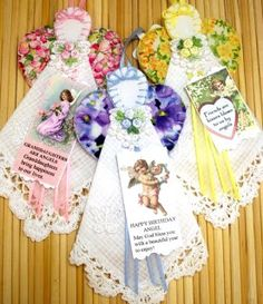 handkerchief angels - Google Search