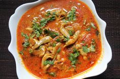YUMMY TUMMY: Anchovies Fish Curry Recipe - Nethili Meen Curry Recipe (with coconut)