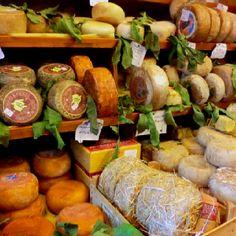 Pienza - Italy- Pecorino chese and more...