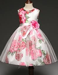 Floral Print Evening Dresses For Girl A Line Prom Ball Gowns Kids Party Dresses is cheap, come to NewChic and buy cute flower girl dresses now! Baby Girl Party Dresses, Princess Wedding Dresses, Baby Dress, Girls Dresses, Pagent Dresses, Dress Girl, Dresses Dresses, Party Gowns, Fall Dresses