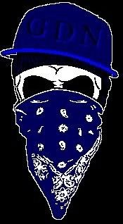 Crips geographic inside bloods and crips l a for 52 hoover crip tattoos