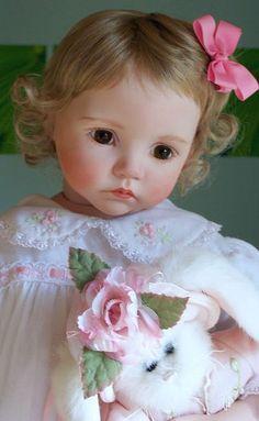 Standing Molly by minkeyandme, via Flickr so sweet!