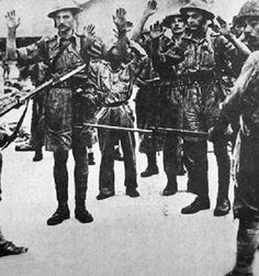 The Fall of Singapore. 15th February 1942.   THE LIBYAN Esther Kofod www.estherkofod.com