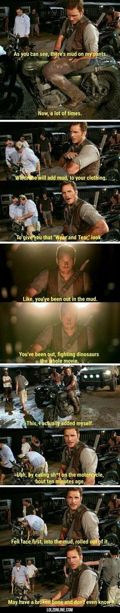 This And Other Things Have Convinced Me That He Wasn't Acting Whatsoever When He Played Andy Dwyer.#funny #lol #lolzonline